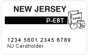 P-EBT Card Picture