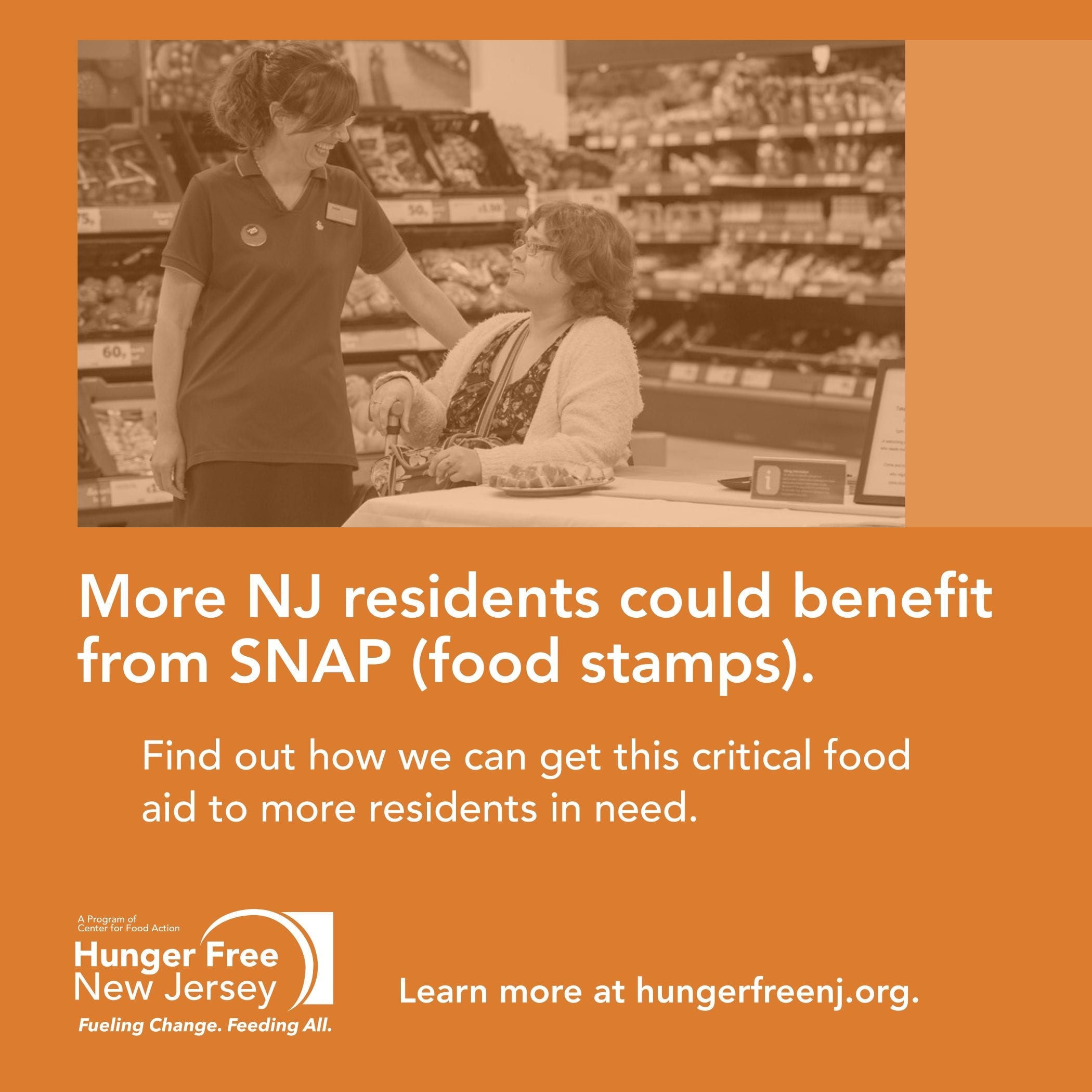 Read more about the article More NJ residents could benefit from SNAP