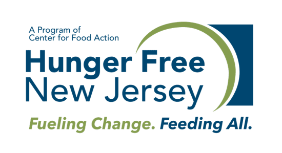 Hunger Free New Jersey Logo - clear