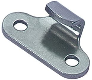Catch Plate for Toggle Latch Carbon Steel Zinc Plate Passivate