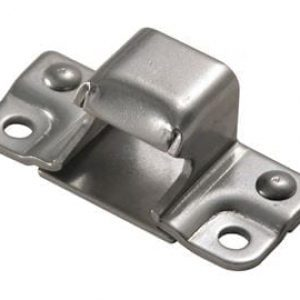Keeper Plate for CatchBolt Stainless Steel