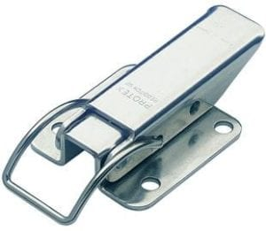 Spring Claw Toggle Latch Light Duty Mild Steel Zinc Plate Passivate