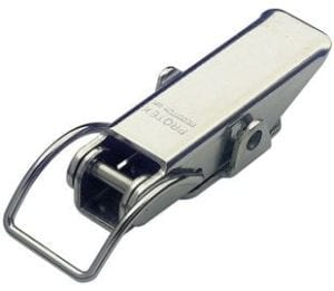 Spring Claw Toggle Latch Light Duty Stainless Steel