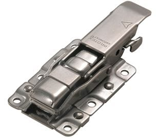 CatchBolt with Safety Catch Stainless Steel