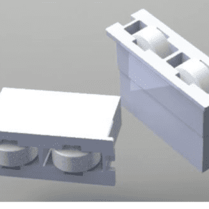 Extended Roller Housing Assembly