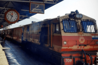 A Train Ride Through India – A Multisensory Exploration of Indian Culture